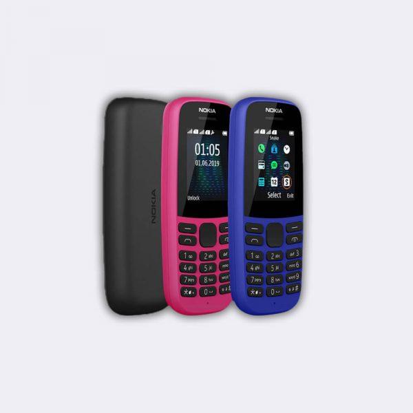 Carma Communications-Nokia-105-2019