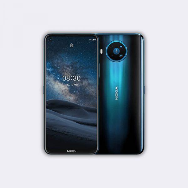 carma communications Nokia 8.3