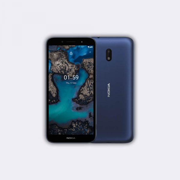 Carma Communications Nokia-C-1-Plus-Blue
