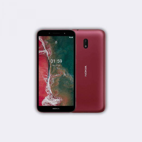 Carma Communications Nokia-C-1-Plus-Red