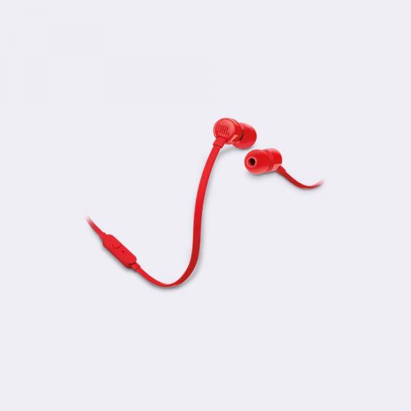 JBL TUNE 110 In-ear headphones at Carmacom