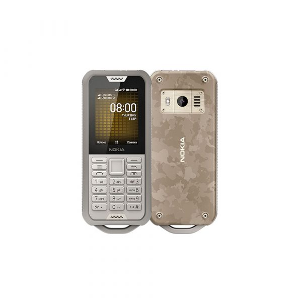 Nokia 800 Tough Dual SIM At Carmacom